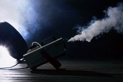 Дым-машина стоимостью 300 руб/час