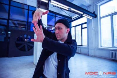 Алексей Арапов танцы