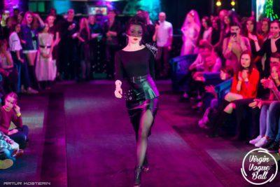 Sasha Zorra танцы