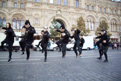 танцоры клипа тимати