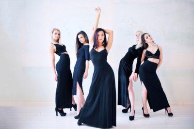 Марина Абрамова танцы