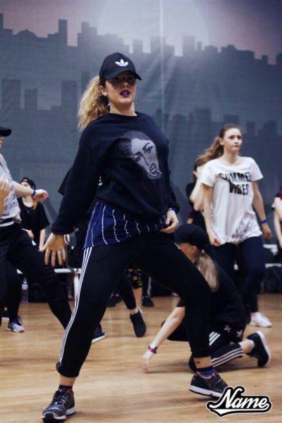 Мартынова Анна танцы