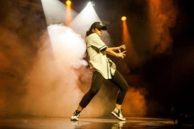 Мартынова Анна танцы на тнт