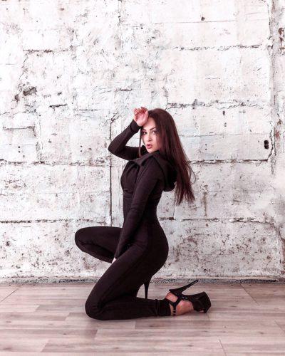 Анастасия Клюшина танцы