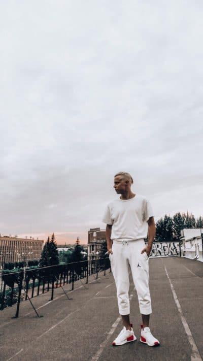 Белоусов Илья танцы
