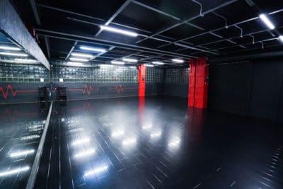 аренда черный зал