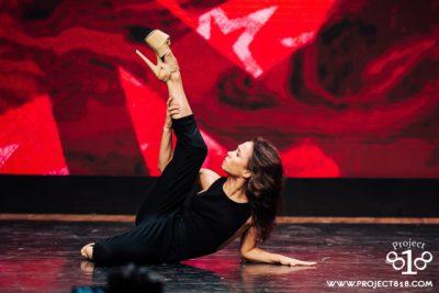 Анастасия Халдина выступление