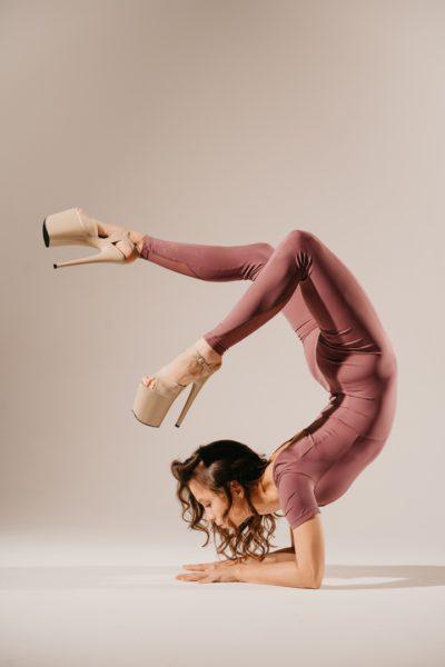 Анастасия Халдина танцы