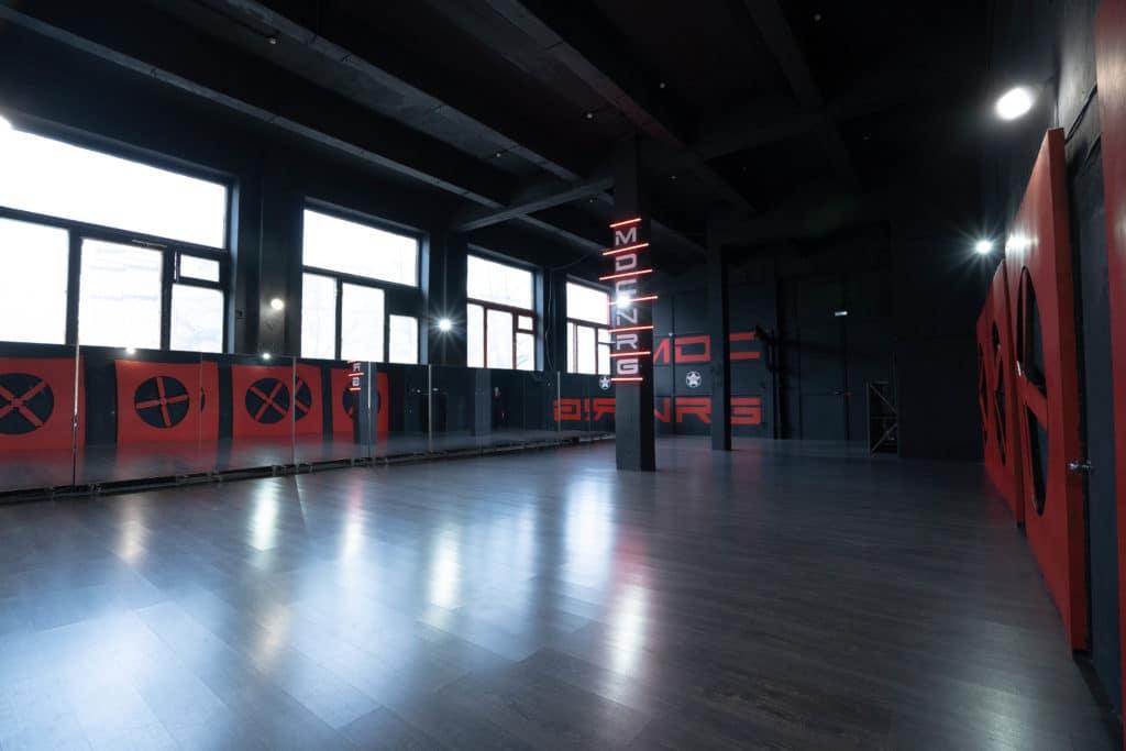 большой танцевальный зал